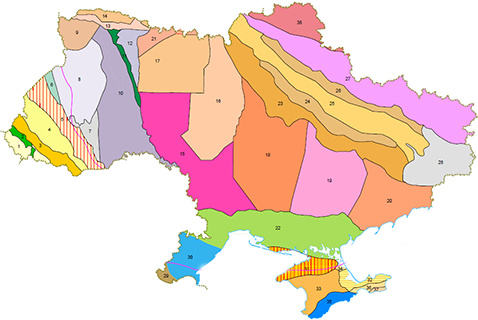 Mineral Resources of Ukraine