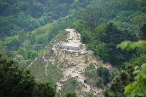 Leva Mountain. Lviv
