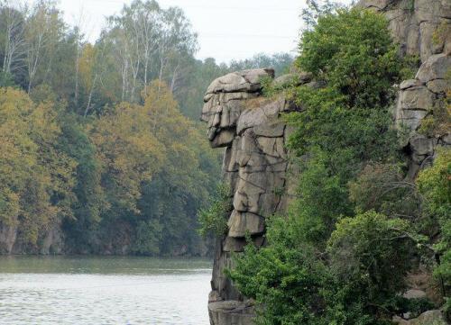 Chatskiy Head. Zhytomyr
