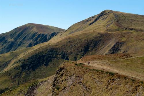 Svydovetskiy massif