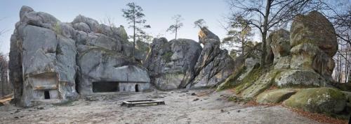 Dovbusha Cliffs