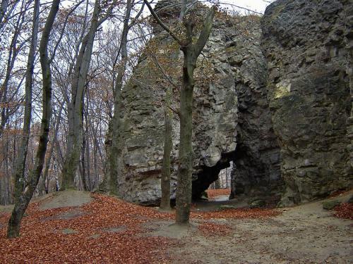 Chortova Cliff. Lviv