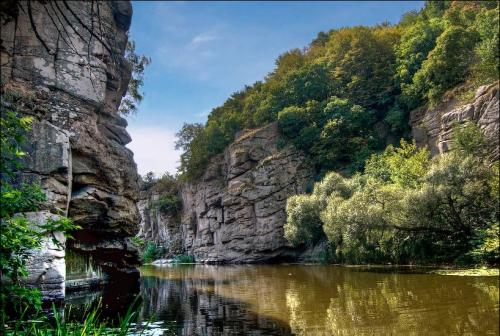 Buky canyon / Cherkasy region